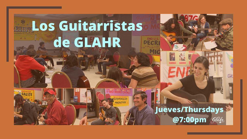 Los Guitarristas de GLAHR